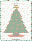 Large Christmas Tree Red Ornaments
